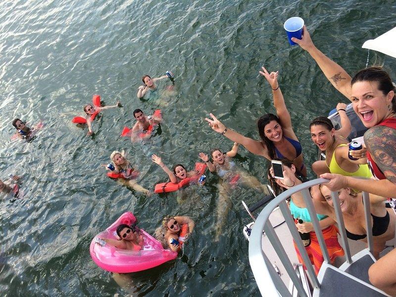 Good Time Tours - Lake Travis Party Boat