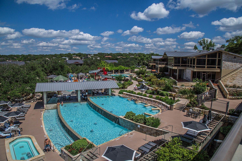 Poolside at Lakeway Resort & Spa