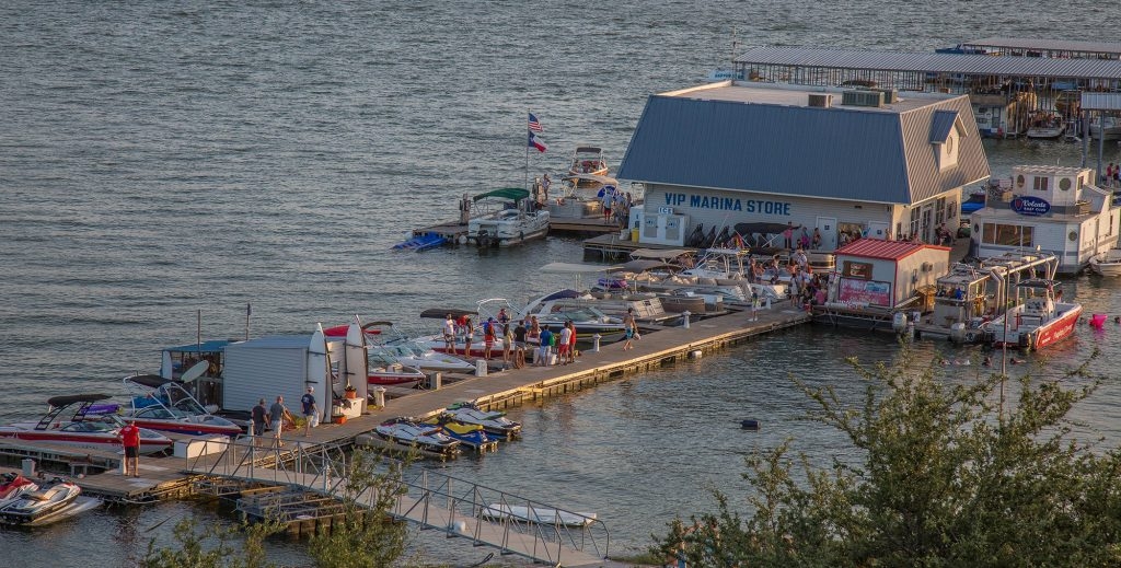 VIP Marina on Lake Travis