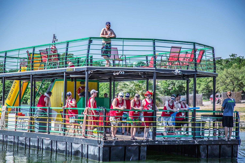 Island Time Lake Travis Party Barge