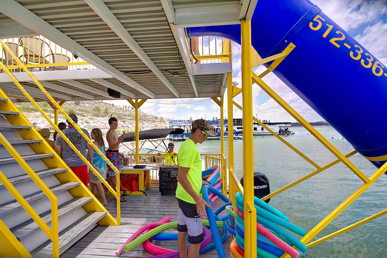 Big Bird - Lake Travis Party Barge