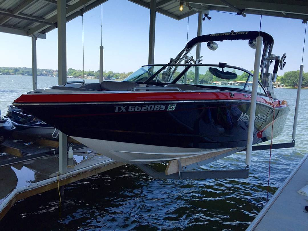 Lake Travis Boat Detailing