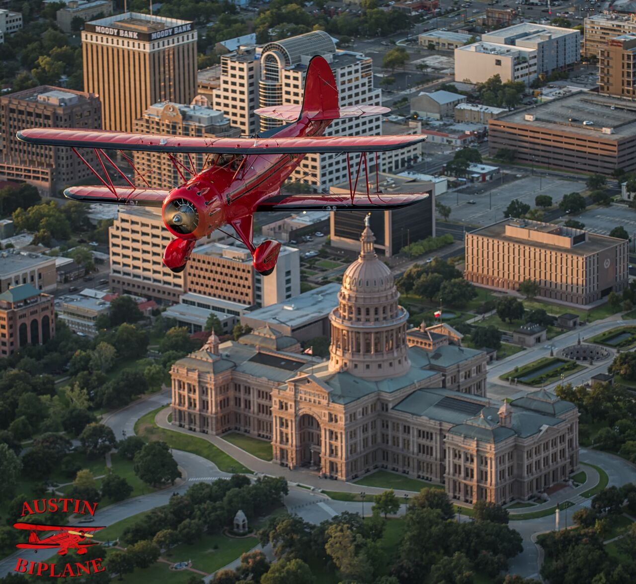 Lake Travis Aerial Tours