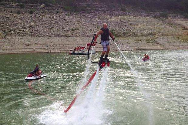 Austin Flyboard - Lake Travis Flyboard Lessons