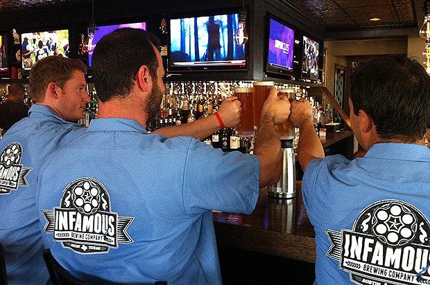 Infamouns Brewing - Lake Travis Craft Brewery