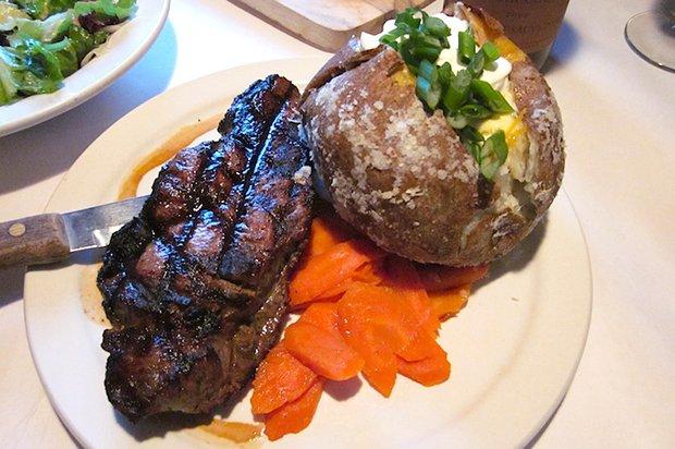Lake Travis Restaurant - J5 Steakhouse