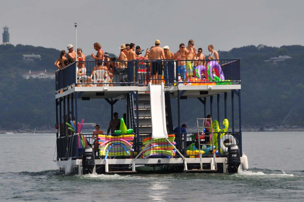Party Shark - Lake Travis Party Barge