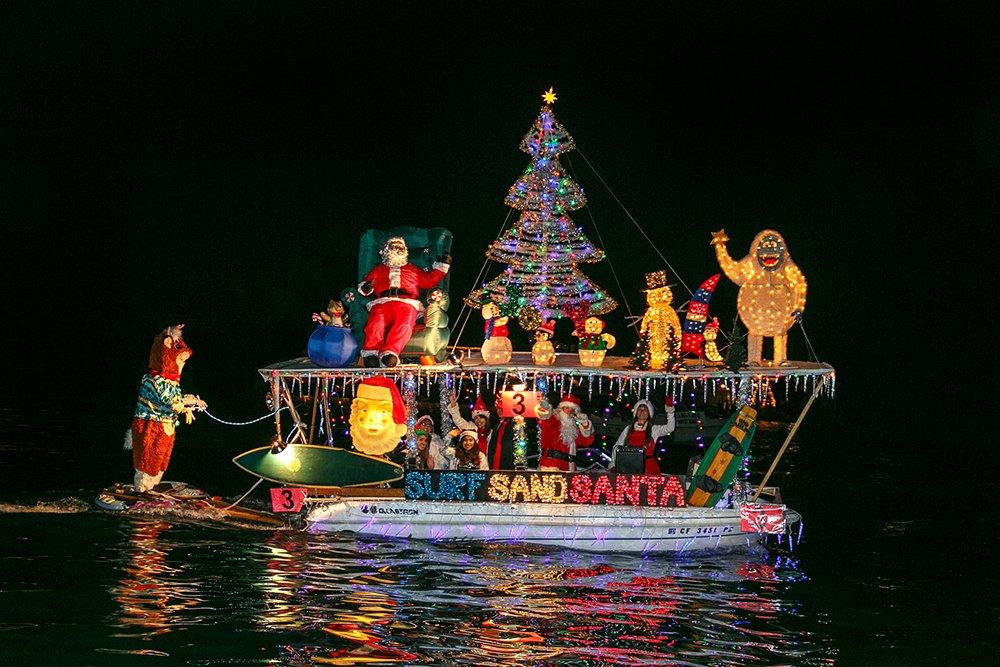 Lake Travis Holiday Boat Parade