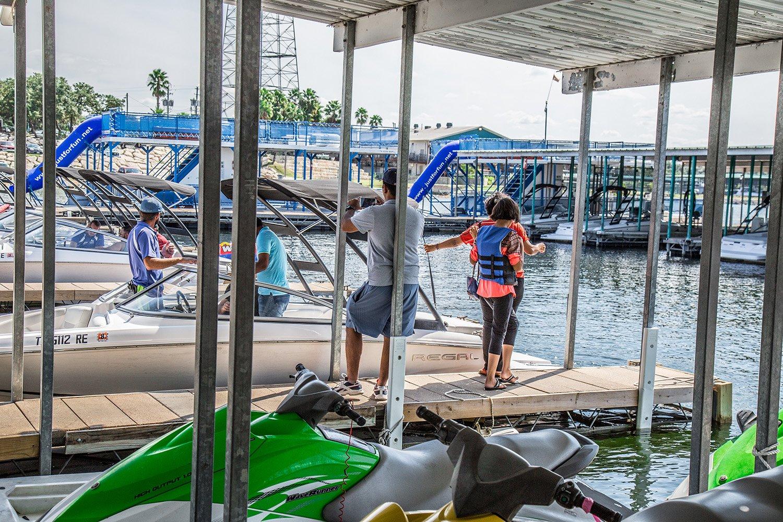 Emerlad Point Lake Travis Marina