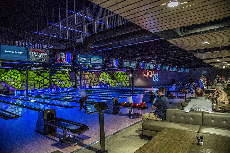 High 5 Lake Travis Bowling Center