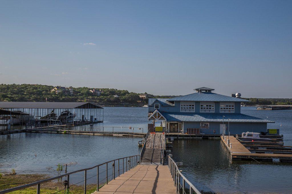 Hurst Harbor Lake Travis Marina
