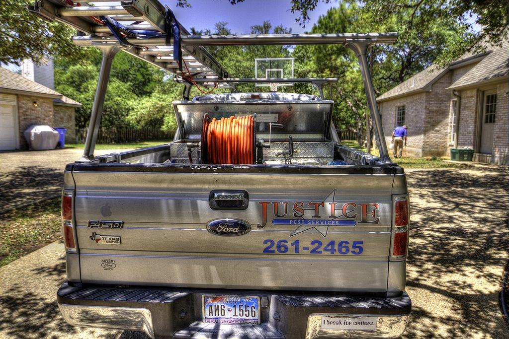 Justice Pest Service - Lake Travis Pest Service