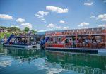 ATX Aquafun Party Boats at Lakeway Marina