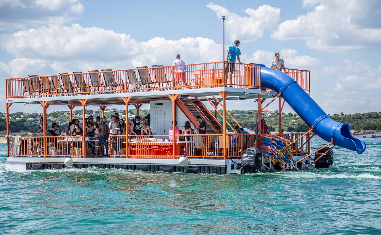 Lakeway Marina's Nemo - A Lake Travis Party Boat