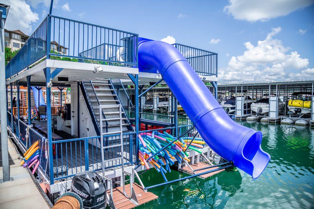 Lakeway Marina's Lake Travis Party Boat - Party Shark