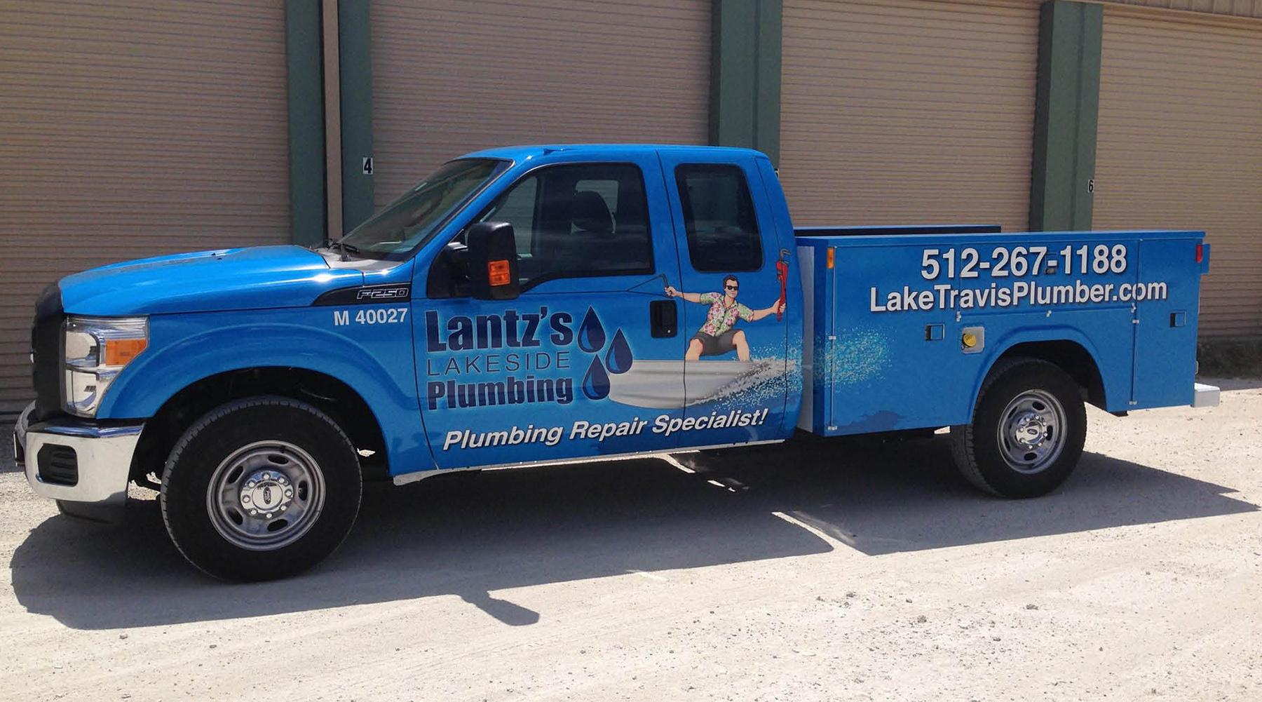 Lamtz's Lakeside Lake Travis Plumbing