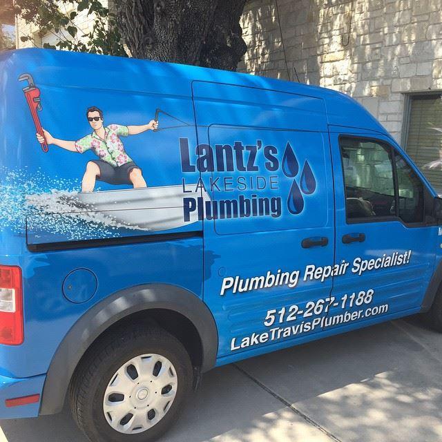 Lantz's Lake Travis Plumber