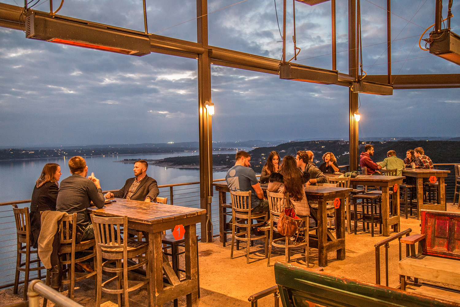 Oasis Texas Brewing Co - Lakeside Lake Travis Craft Brewery