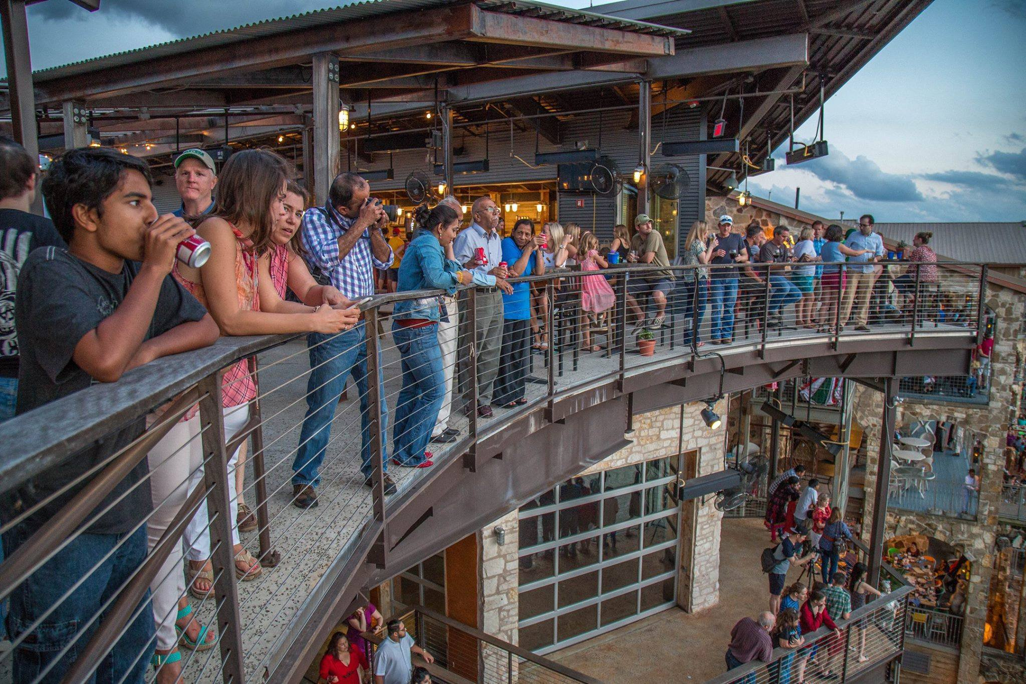 Oasis Texas Lake Travis Craft Brewery