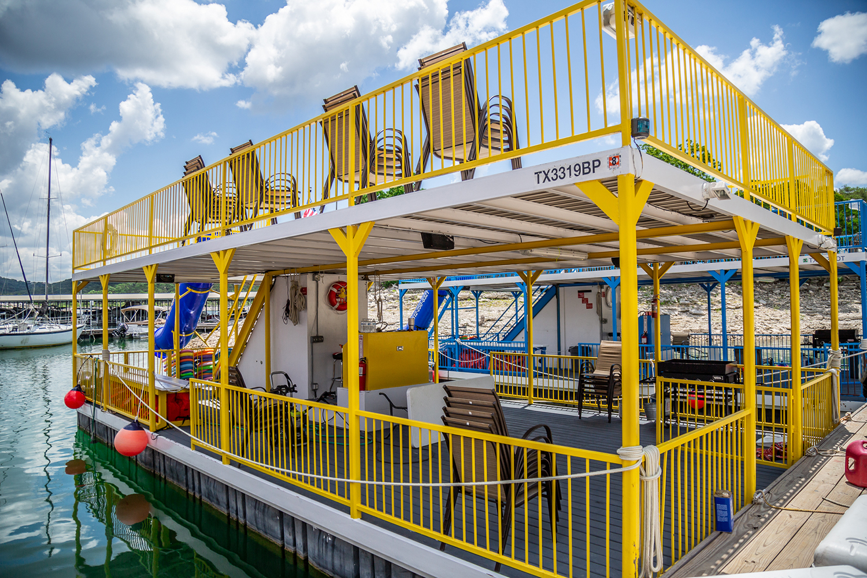 Riviera Party Barge - Big Bird