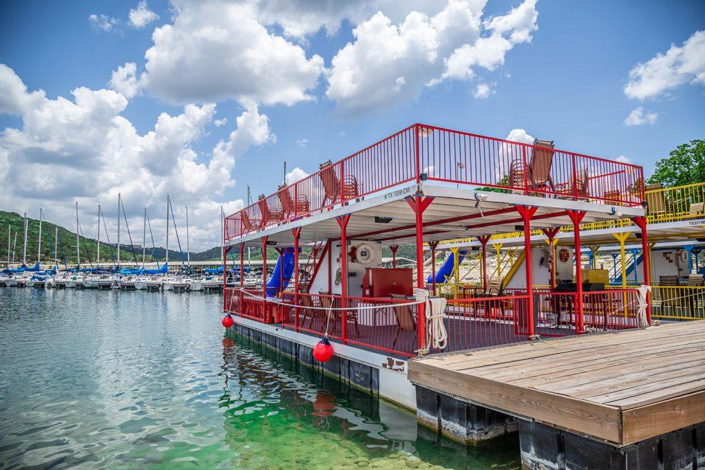 Riviera Party Boat - Elmo