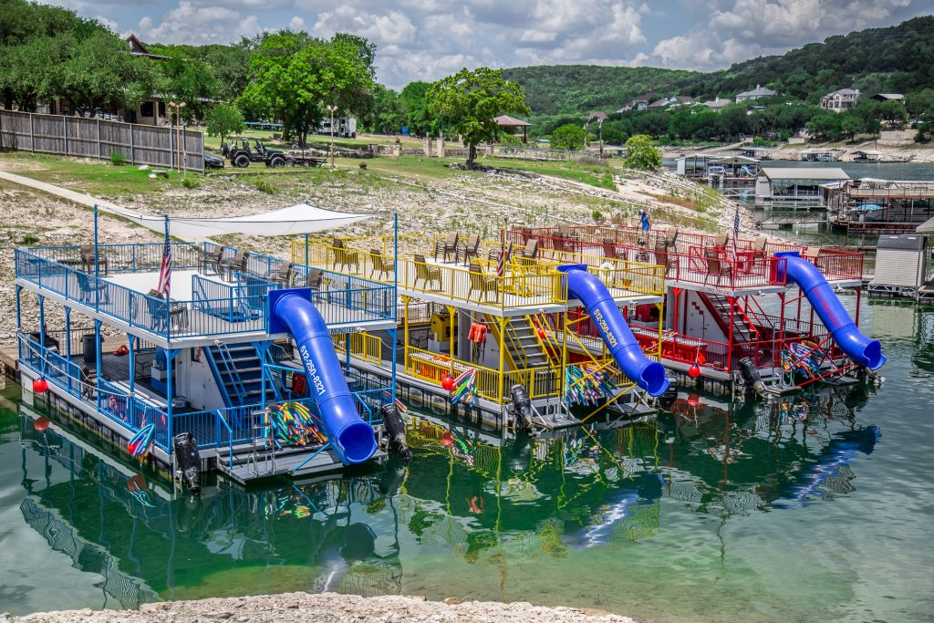 Riviera Party Boats on Lake Travis