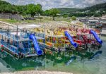 ATX Aquafun Party Boats at Riviera Marina