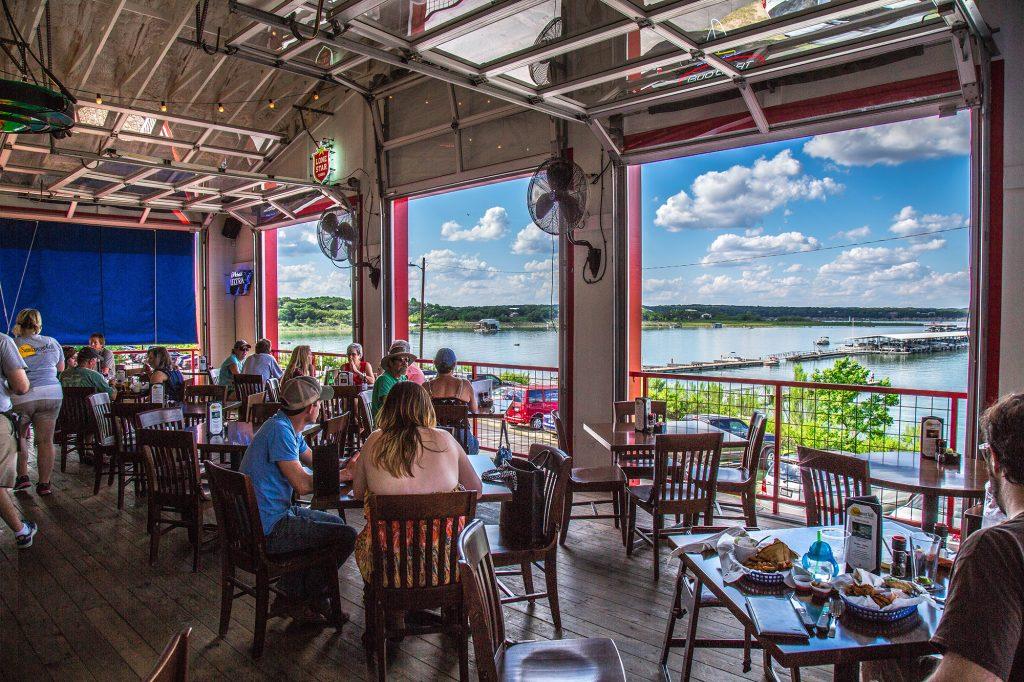 Sundancer Grill - Lake Travis Restaurant