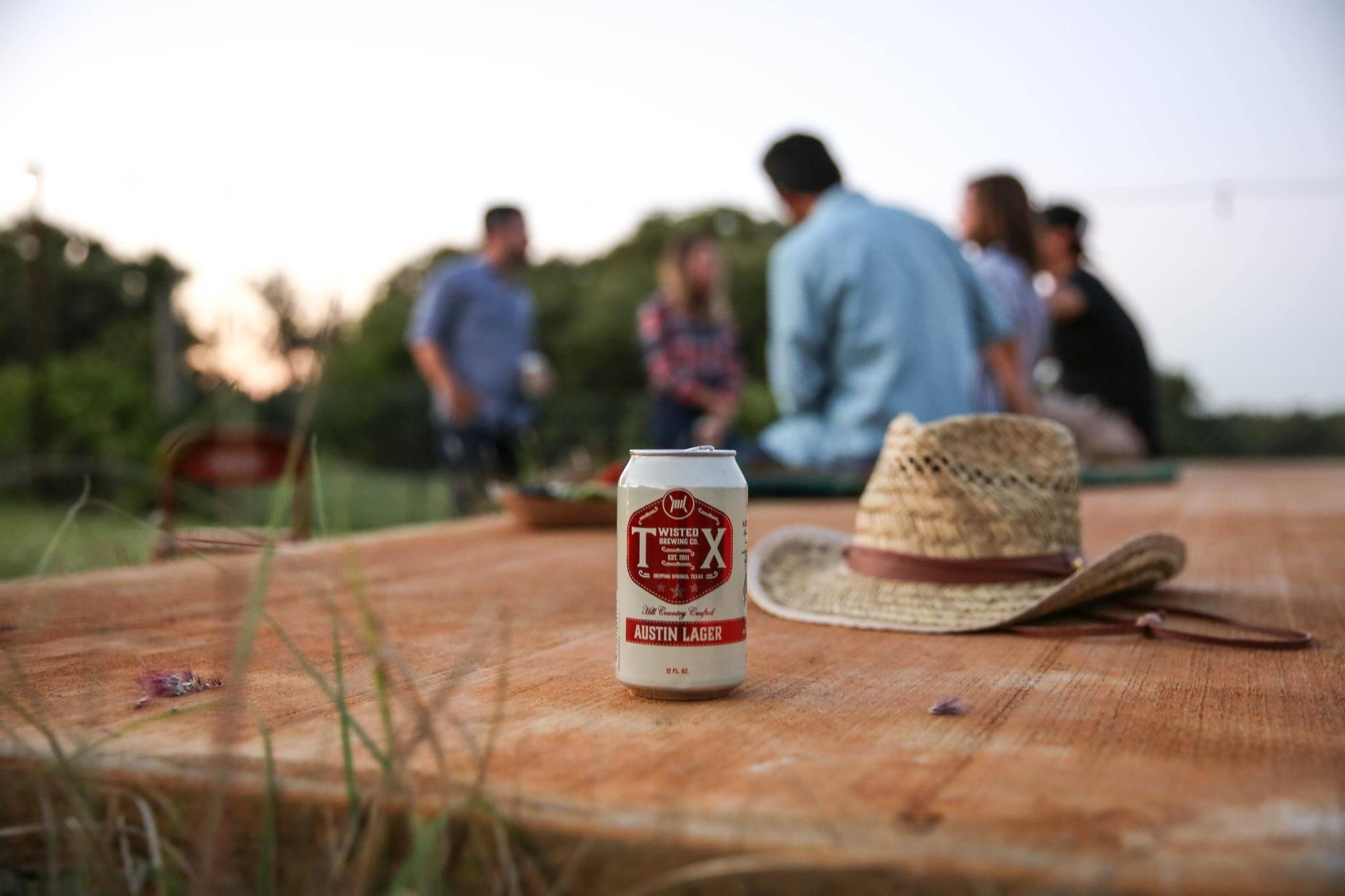 Twisted X Lake Travis Craft Brewery