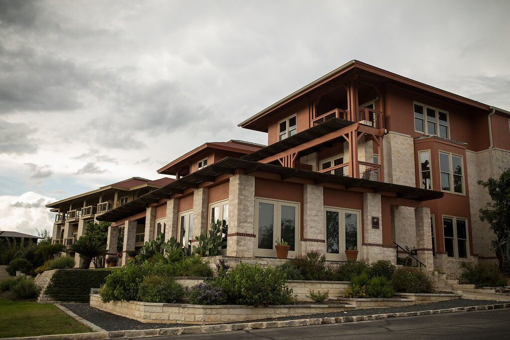 Vintage Villas Lake Travis Hotel