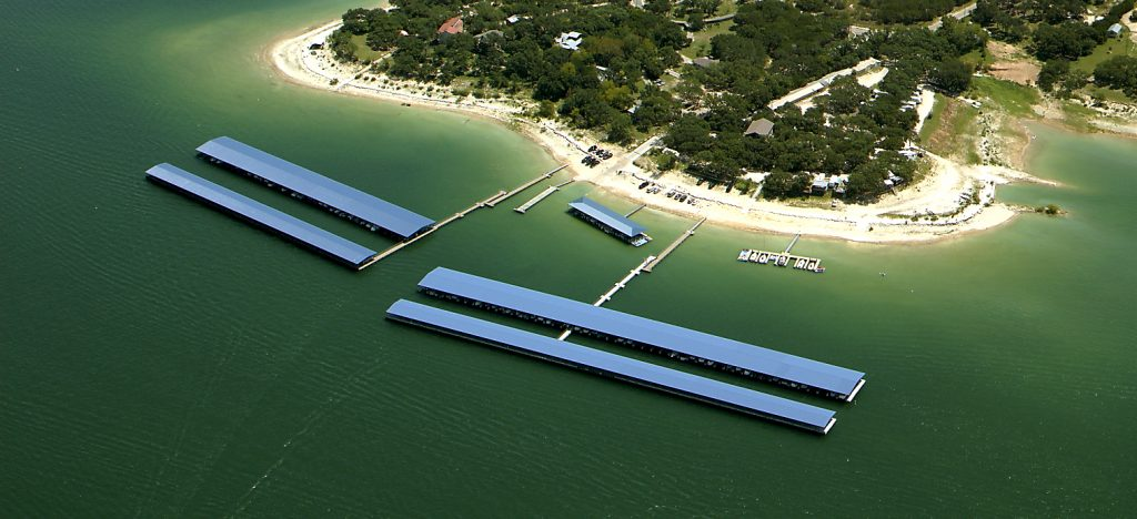 West Beach Lake Travis Marina