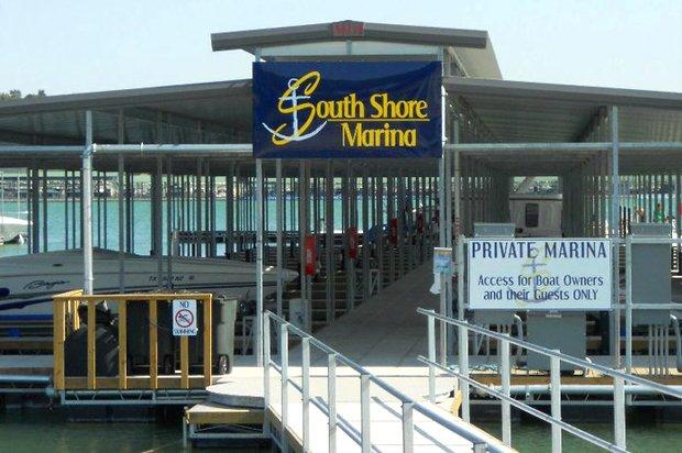South Shore Marina - Lake Travis Marina