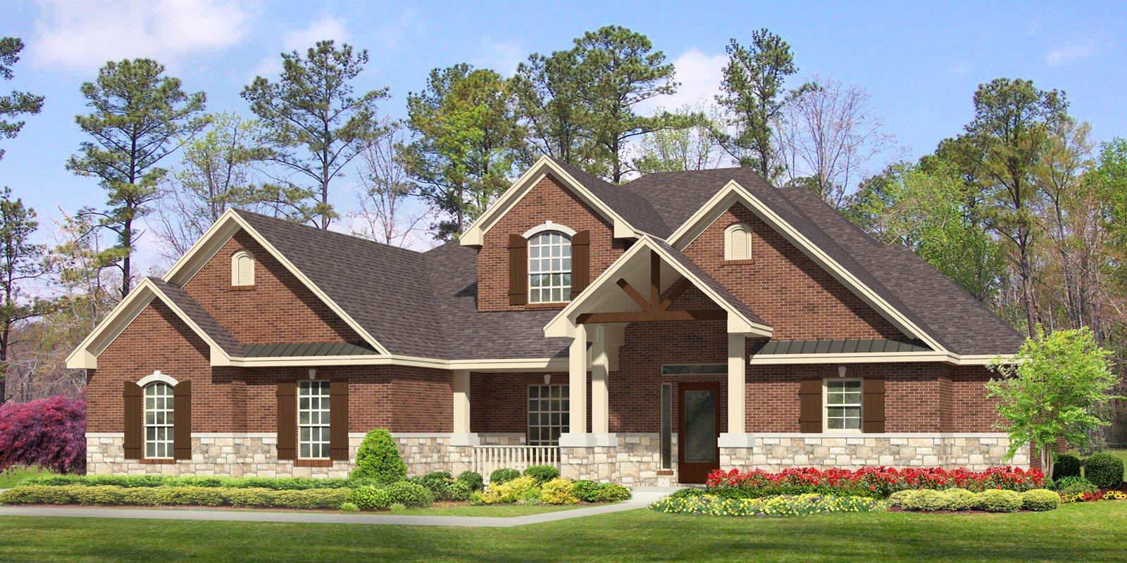 Infinity Design - Lake Travis Home Building Design