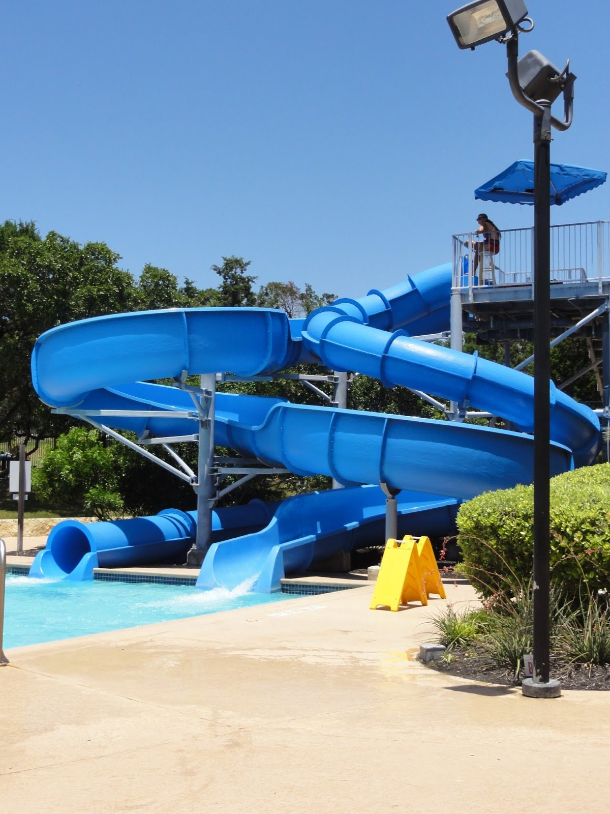 Lakeway Swim Center - Lake Travis Waterpark