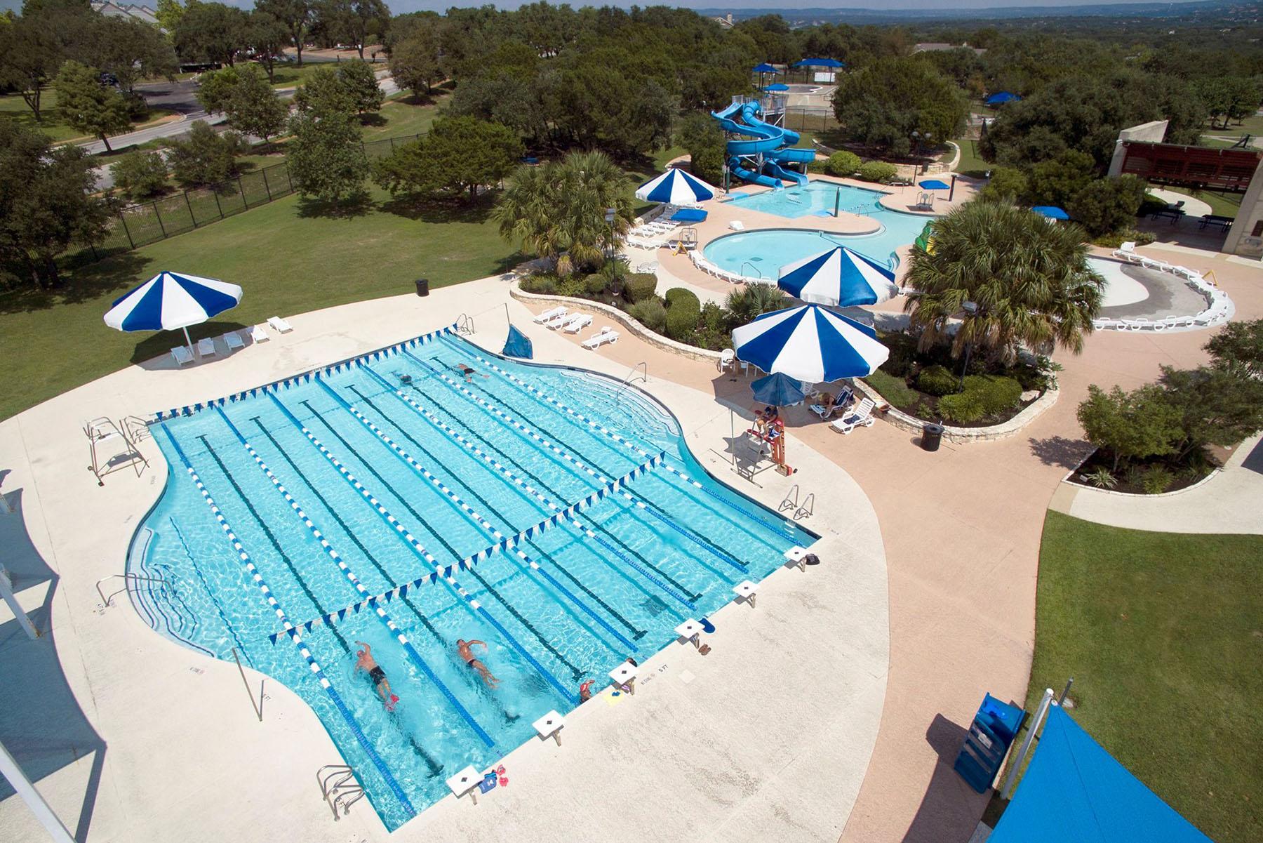 Lakeway Swim Center - Lakeway, TX