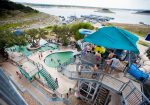 Volente Beach Resort's Waterpark on Lake Travis