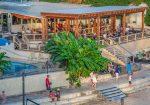 Beachside Billy's Restaurant & Bar at Volente Beach Resort and Waterpark