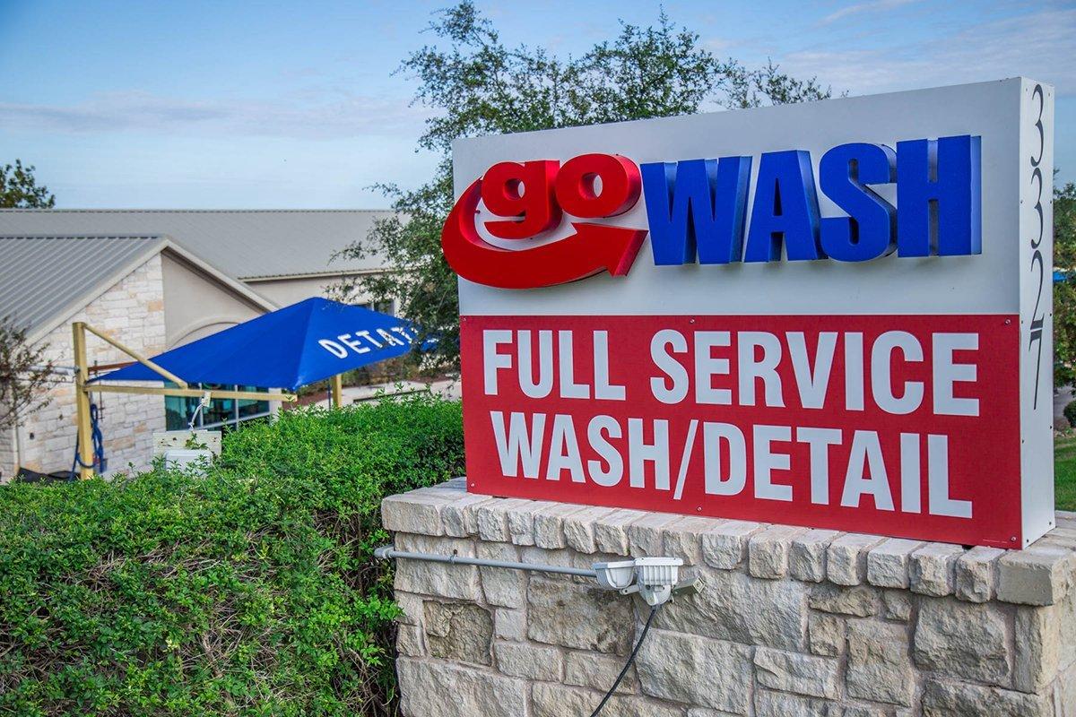 Go Car Wash - A Lakeway Car Wash
