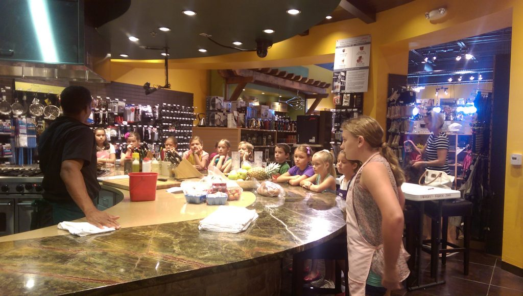 Faraday's Lake Travis Kitchen Store