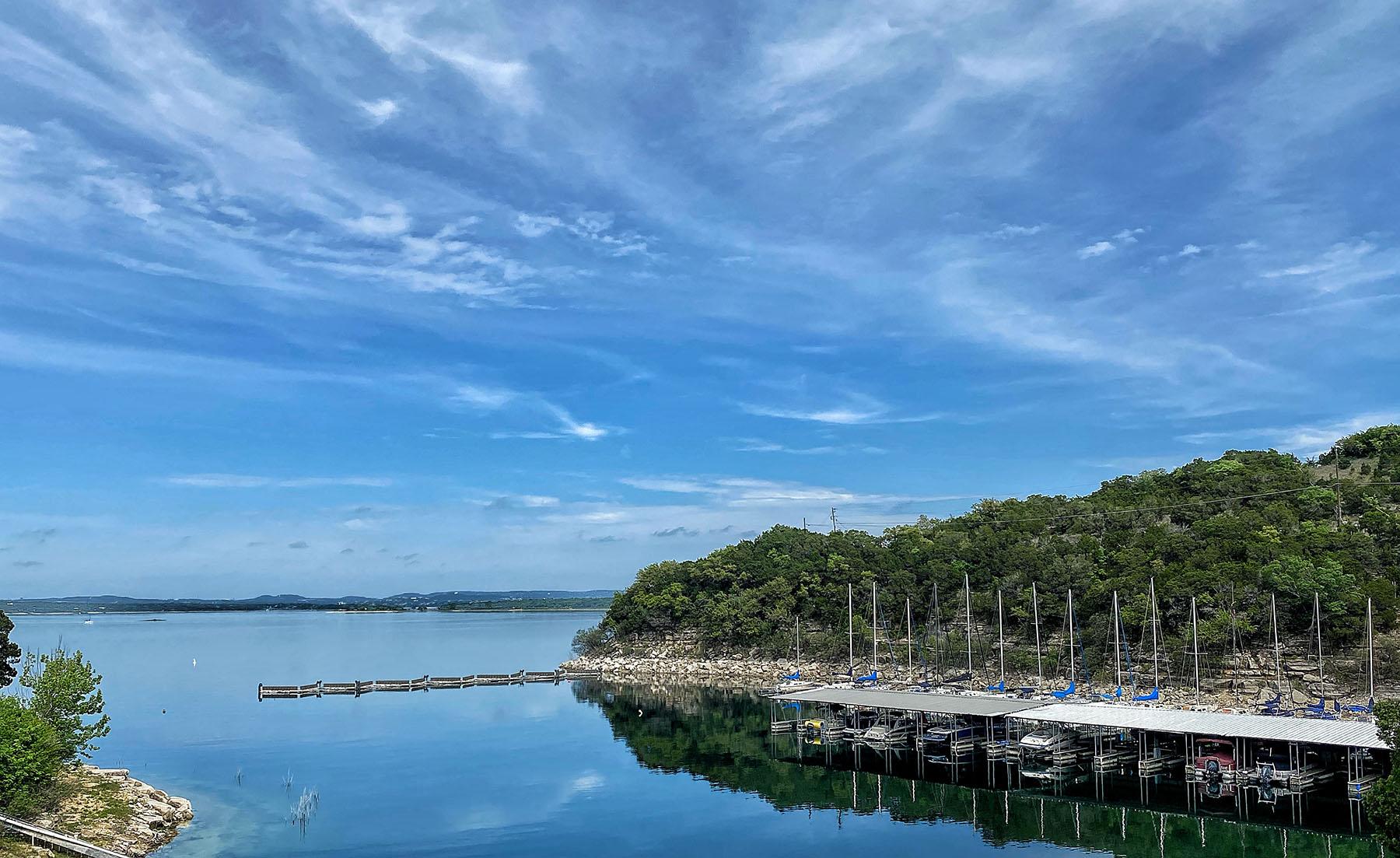 Marshall Ford Lake Travis Marina