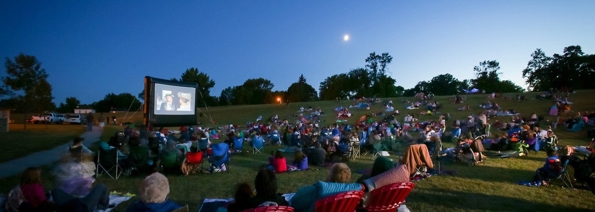 Lakeway Movies in the Park