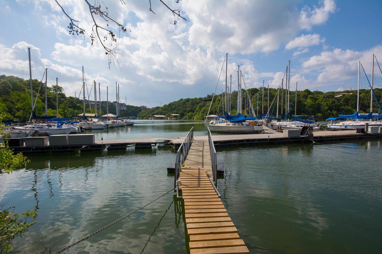 Commanders Point - Lake Travis Sailboat Marina