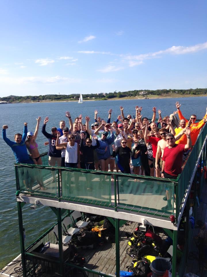 Dive World Austin - Lake Travis Diving