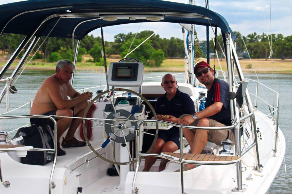 Landfall Sailing - Lake Travis Sailboat Charter