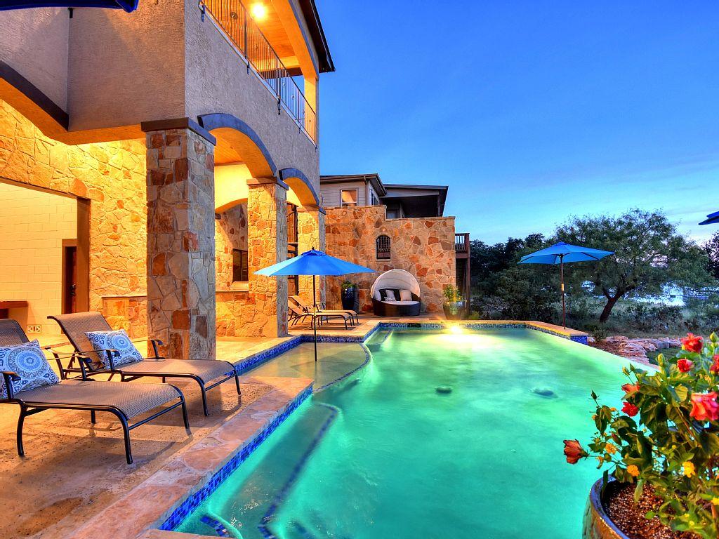 Villa Tramonto - Lake Travis Vacation Rental