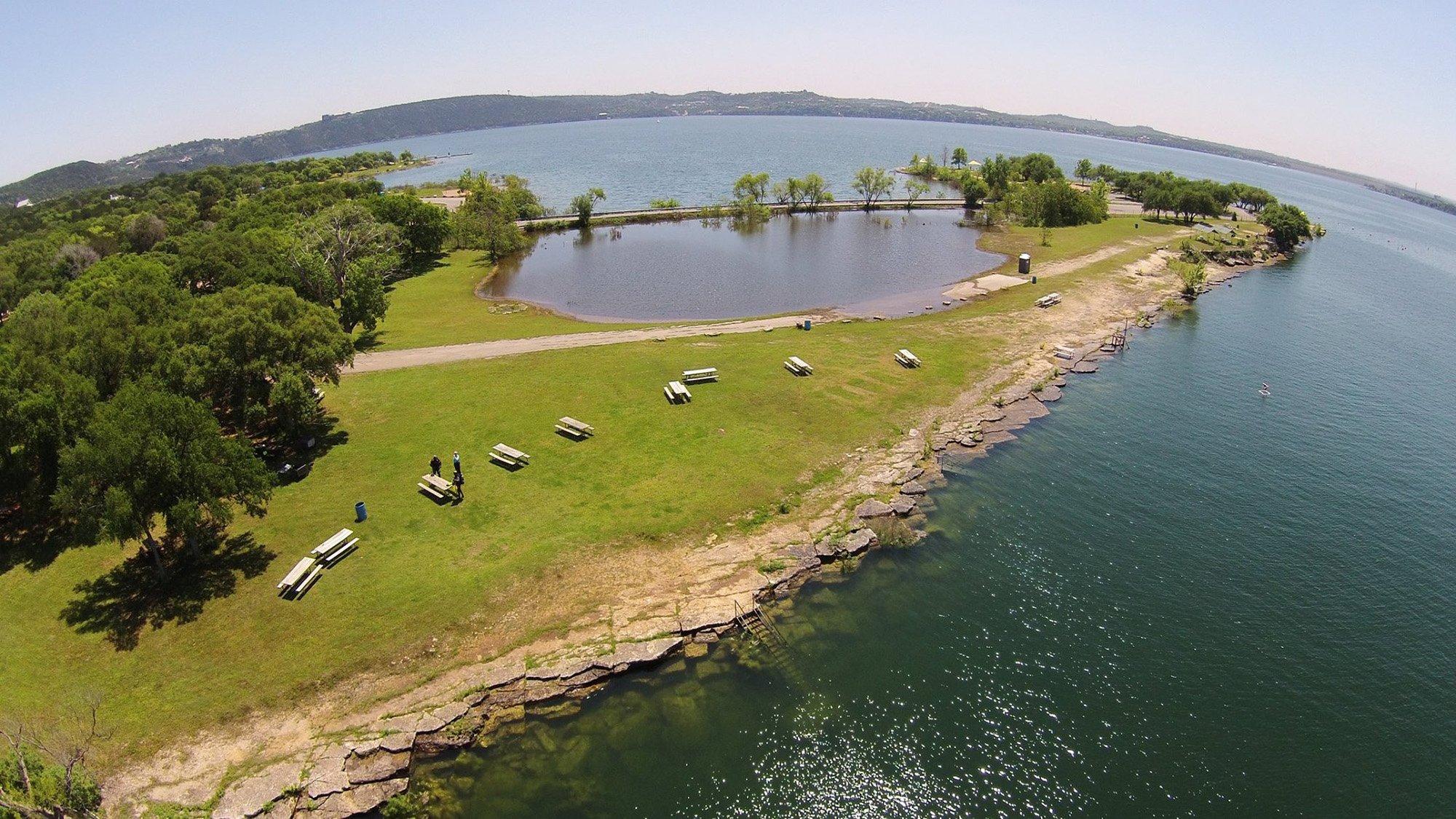 Windy Point Park - Lake Travis