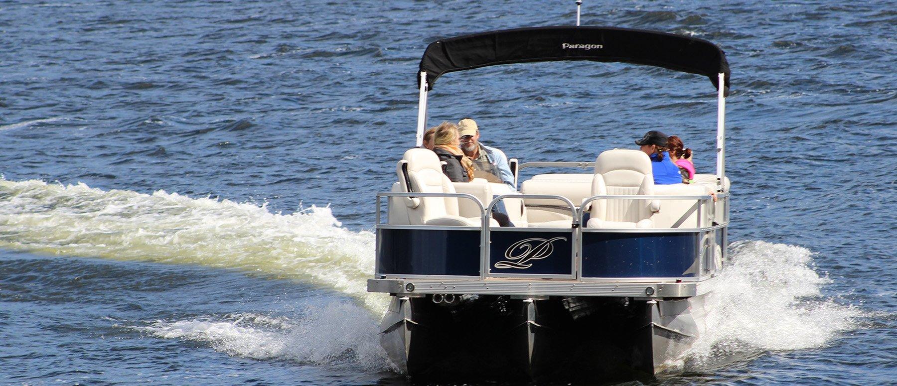 Commander's Point Lake Travis Boat Rentals