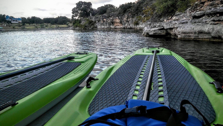 Viking Ship Lake Travis Kayak Rentals