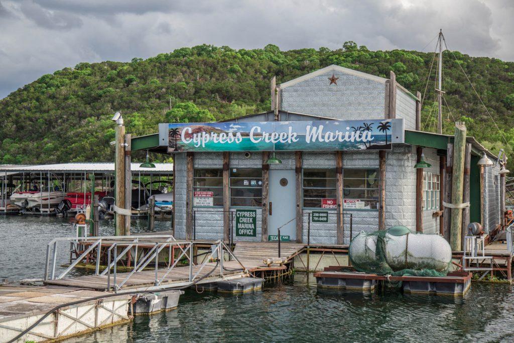 Cypress Creek Marina - Lake Travis TX