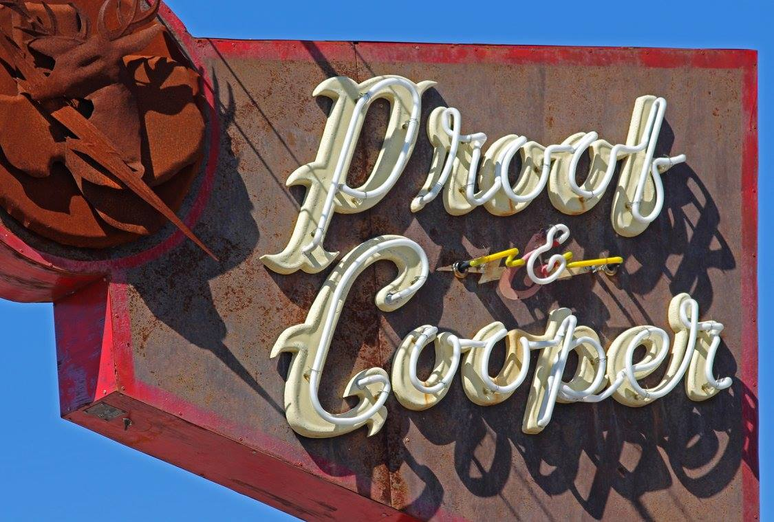 Proof & Cooper